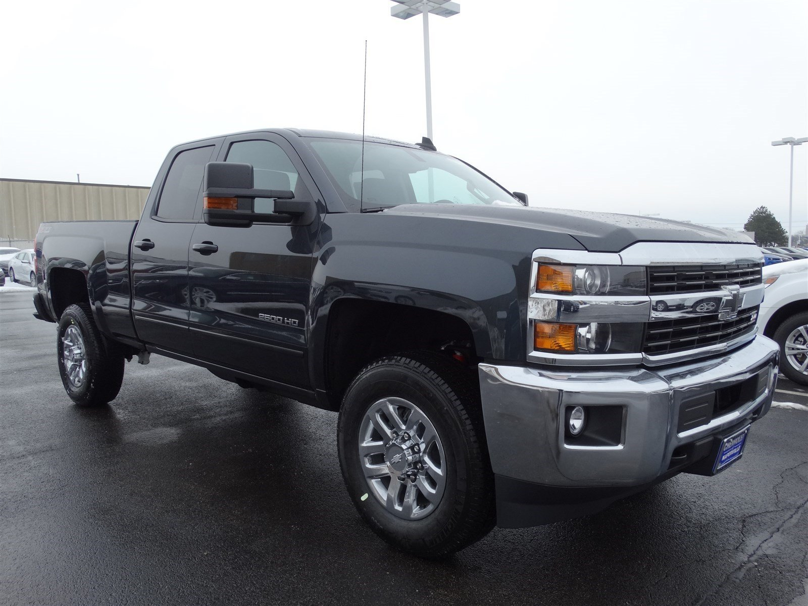 new 2017 chevrolet silverado 2500hd lt extended cab pickup in naperville t5998 chevrolet of. Black Bedroom Furniture Sets. Home Design Ideas