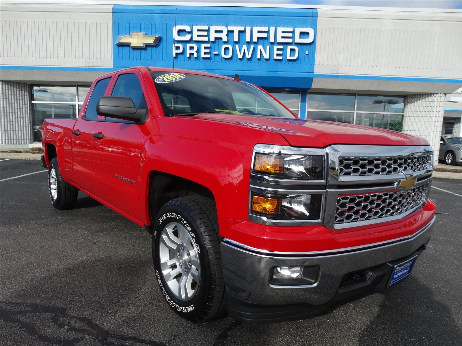 pre owned 2014 chevrolet silverado 1500 lt extended cab pickup in naperville p6960 chevrolet. Black Bedroom Furniture Sets. Home Design Ideas