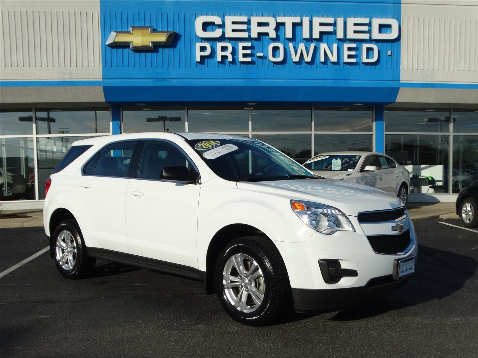 certified pre owned 2014 chevrolet equinox ls sport utility in naperville p6735 chevrolet of. Black Bedroom Furniture Sets. Home Design Ideas
